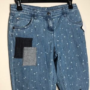 Hanna Andersson Bottoms - Hanna Anderson star jeans juniors 160/28